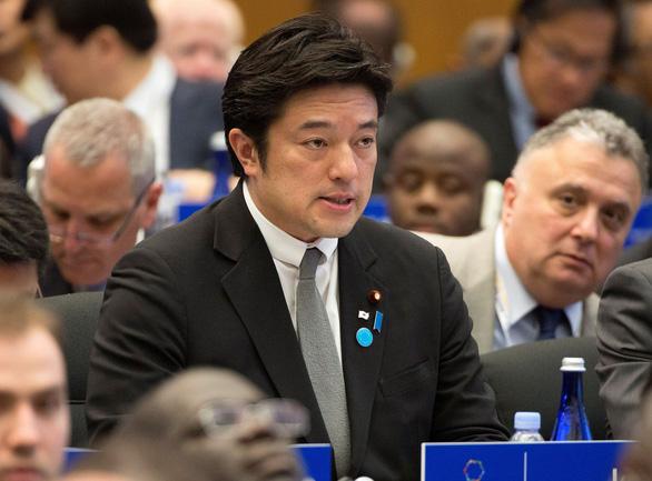 Quan chức Nhật gọi Đài Loan là quốc gia, Bắc Kinh bảo nham hiểm - Ảnh 1.