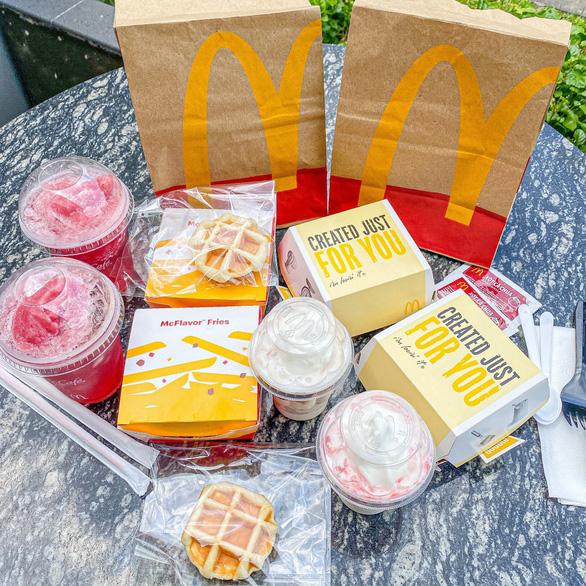 Tour ẩm thực Châu Âu tại McDonald's từ 36.000 đồng - Ảnh 2.