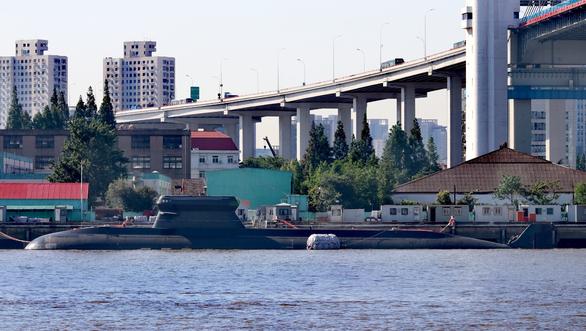 Tàu ngầm thế hệ mới của Trung Quốc bị cho là nhái hàng Thụy Điển - Ảnh 1.