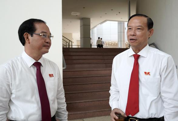 Ông Phạm Viết Thanh và Nguyễn Văn Thọ được bầu làm chủ tịch HĐND, chủ tịch tỉnh Bà Rịa-Vũng Tàu - Ảnh 2.