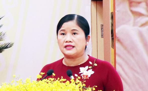 Bà Trần Tuệ Hiền tái đắc cử chủ tịch UBND tỉnh Bình Phước - Ảnh 1.
