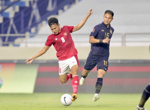 Hòa Indonesia, giấc mơ World Cup 2022 của Thái Lan sắp vỡ - Ảnh 2.