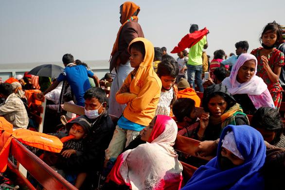Chính quyền dân sự Myanmar mời nhóm Rohingya gia nhập - Ảnh 1.