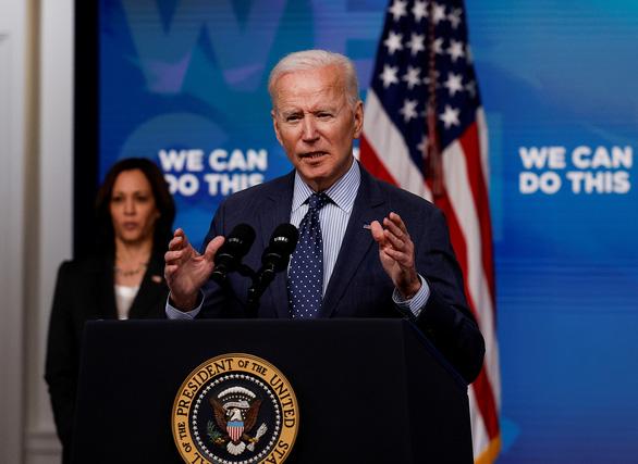 Ông Biden trừng phạt thêm nhiều công ty Trung Quốc - Ảnh 1.
