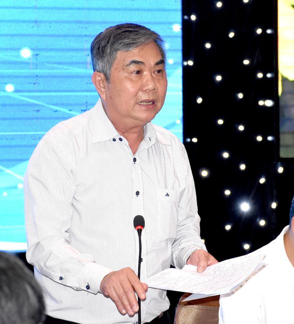 Khởi tố, bắt tạm giam nguyên phó chủ tịch thường trực tỉnh Phú Yên - Ảnh 1.