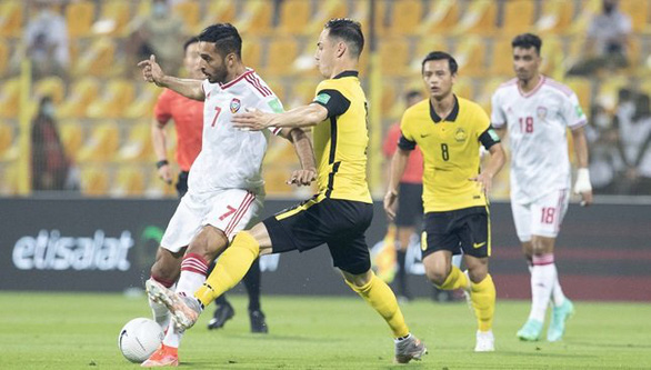Tiền đạo tuyển UAE vượt mặt Messi và tiến sát Pele ở danh sách ghi bàn quốc tế - Ảnh 1.