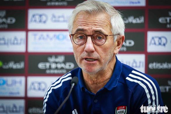 HLV trưởng tuyển UAE: Chúng tôi vẫn có thể thắng đậm hơn - Ảnh 1.