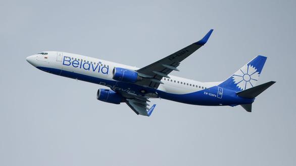 EU cấm máy bay Belarus qua không phận hoặc hạ cánh xuống lãnh thổ - Ảnh 1.
