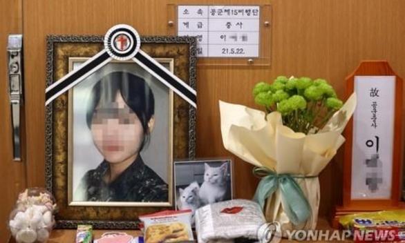 Người bị quấy rối tự sát, tướng Hàn Quốc mất chức - Ảnh 1.
