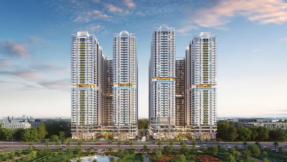 Bình Dương điều chỉnh chủ trương đầu tư dự án phức hợp thương mại và căn hộ cao cấp lớn nhất tỉnh - Ảnh 1.