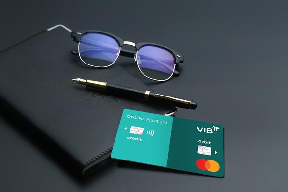VIB ghi dấu ấn đổi mới và sáng tạo trong mảng thẻ - Ảnh 1.