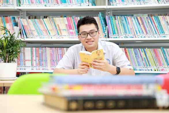 Đam mê lịch sử như cậu học trò ngoại quốc Steven Alex Yeo Jiang Jiang - Ảnh 1.