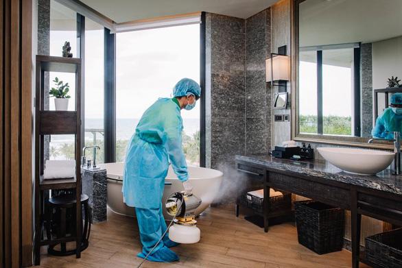 InterContinental Phu Quoc Long Beach nâng cao tiêu chuẩn dịch vụ và an toàn vệ sinh - Ảnh 4.