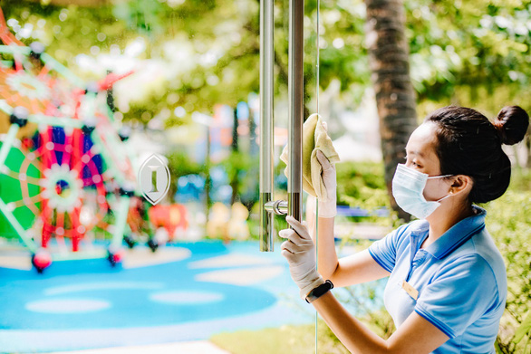 InterContinental Phu Quoc Long Beach nâng cao tiêu chuẩn dịch vụ và an toàn vệ sinh - Ảnh 5.