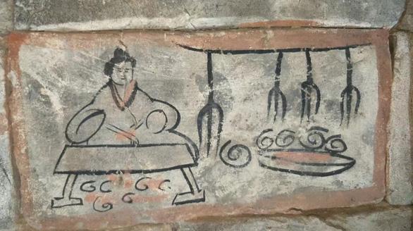 Làm thịt nướng BBQ cách đây 1.700 năm như thế nào? - Ảnh 4.