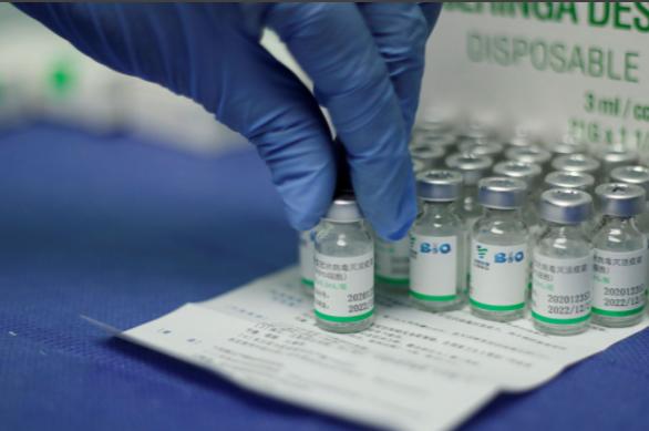 Bộ Y tế phê duyệt có điều kiện vắc xin ngừa COVID-19 của Trung Quốc - Ảnh 1.
