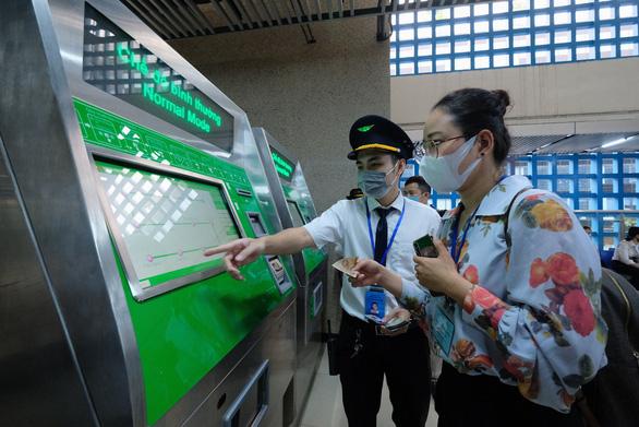 Tàu Cát Linh - Hà Đông có giá vé lượt cao nhất 15.000 đồng/vé - Ảnh 1.