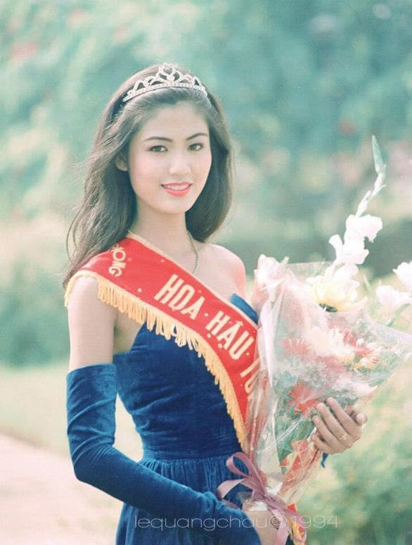 Tin sốc: Hoa hậu Nguyễn Thu Thủy đột ngột qua đời ở tuổi 45 vì đột quỵ - Ảnh 2.