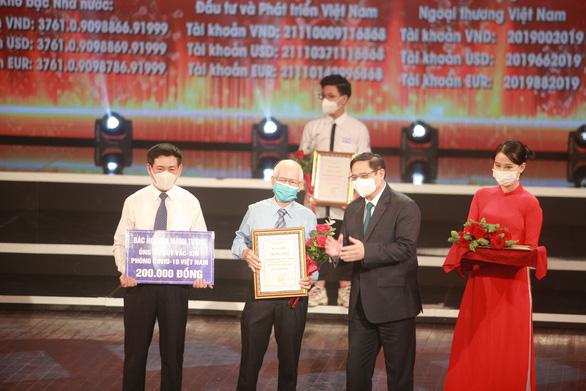 Thủ tướng Phạm Minh Chính: Quỹ vắc xin là quỹ của sự nhân ái, niềm tin, tinh thần đoàn kết - Ảnh 3.