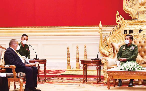 Myanmar: hòa bình còn xa quá - Ảnh 1.