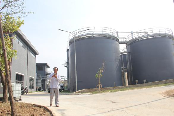 Đà Nẵng hoàn thành hệ thống xử lý nước rỉ rác tại Khánh Sơn - Ảnh 1.