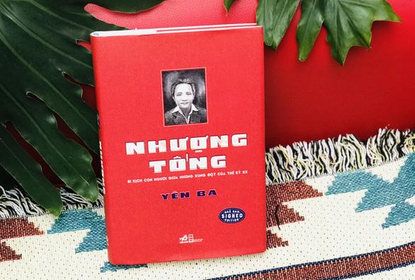 Nhượng Tống - cuốn sách bà Hoàng Lương Minh Viễn chờ đợi một đời người - Ảnh 2.
