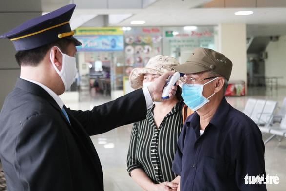 Hải Phòng tạm dừng vận tải khách đi, đến tỉnh Nghệ An - Ảnh 1.