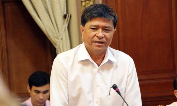 Ông Nguyễn Văn Hiếu phụ trách Sở Giáo dục và đào tạo TP.HCM - Ảnh 1.