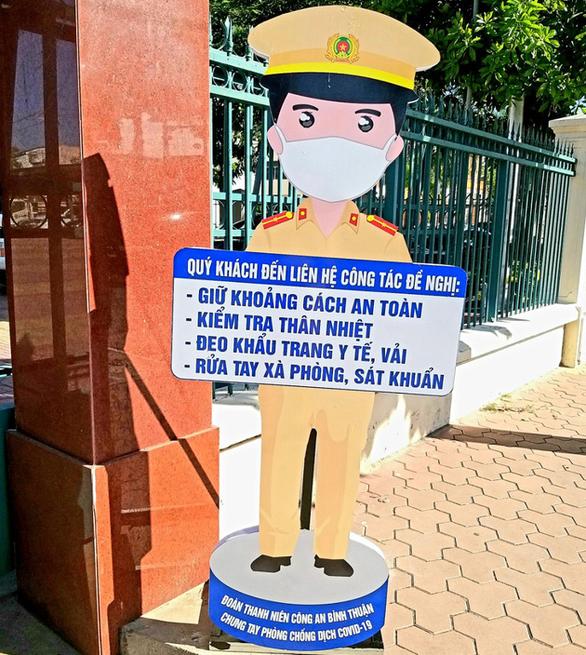 Bình Thuận tạm dừng xử lý vi phạm giao thông đối với người ở TP.HCM - Ảnh 1.