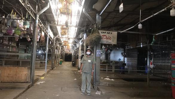 Sở Công thương TP.HCM nói gì về đề nghị mở lại chợ hoa Đầm Sen của Lâm Đồng? - Ảnh 1.