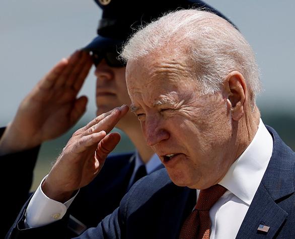 Ông Biden: Mỹ phải là kẻ mạnh dẫn đầu thế giới - Ảnh 1.