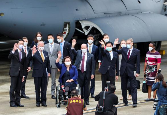Mỹ tặng Đài Loan 750.000 liều vắc xin COVID-19 - Ảnh 1.