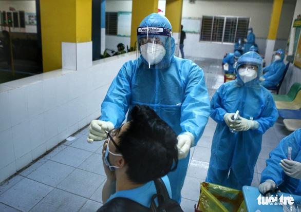 Sáng 6-6, TP.HCM thêm 20 ca nhiễm và nghi nhiễm COVID-19 - Ảnh 1.