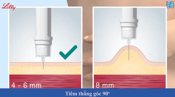Hướng dẫn người bệnh đái tháo đường sử dụng bút tiêm Insulin - Ảnh 5.