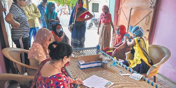 9 ngôi làng COVID-19 không thể xâm nhập giữa đại dịch căng thẳng ở Ấn Độ - Ảnh 1.