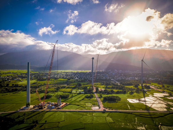 13 dự án điện gió sẽ không kịp bán điện trong năm 2021 - Ảnh 1.