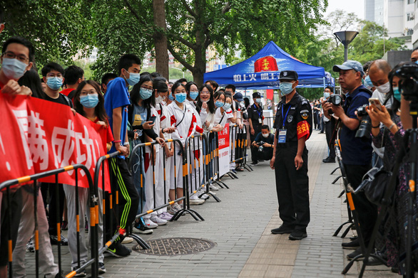 Trung Quốc đảm bảo an toàn cho hơn 10 triệu thí sinh thi đại học thế nào? - Ảnh 3.