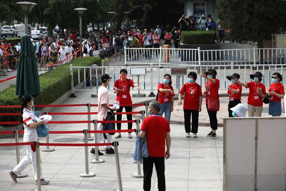 Trung Quốc đảm bảo an toàn cho hơn 10 triệu thí sinh thi đại học thế nào? - Ảnh 5.