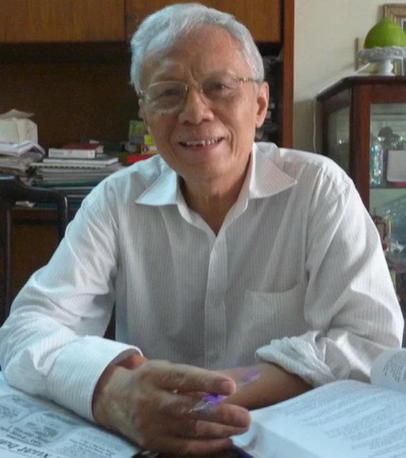 GS Nguyễn Đức Dân: Đề văn 'nếu em phải ở trong nước sôi' không sai - Ảnh 1.