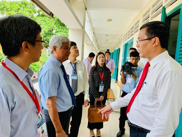 Thanh tra Chính phủ tham gia Ban chỉ đạo thi tốt nghiệp THPT 2021 - Ảnh 1.