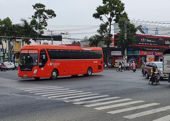 Taxi, xe khách từ Cần Thơ không được đến Tiền Giang - Ảnh 1.