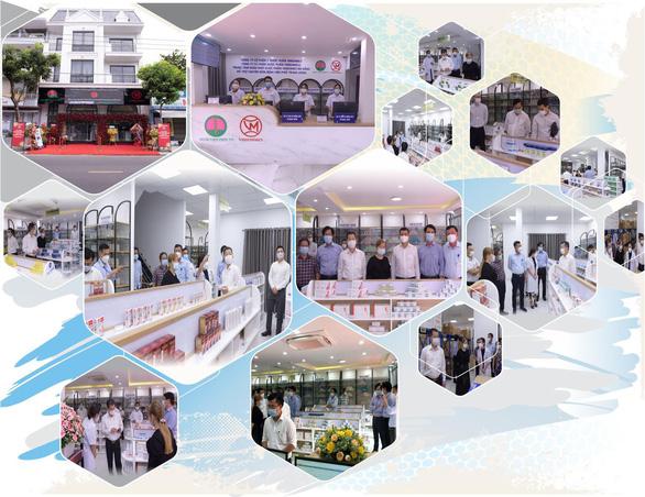Khai trương trung tâm phân phối thuốc hiện đại tại Đà Nẵng - Ảnh 3.