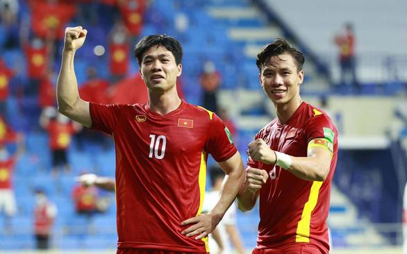 Chúng tôi tự hào khi được đồng hành với bóng đá Việt Nam - Ảnh 1.