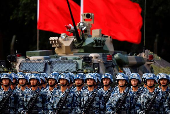 Nghiên cứu của Quốc hội Mỹ: Quân đội Trung Quốc thiếu kinh nghiệm thực chiến - Ảnh 1.
