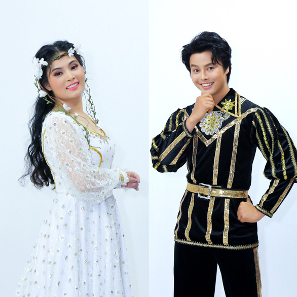 Facebook Duc Hai was abused by his adopted son?, Vo Minh Lam turned Romeo in Star of Succession - Photo 6.