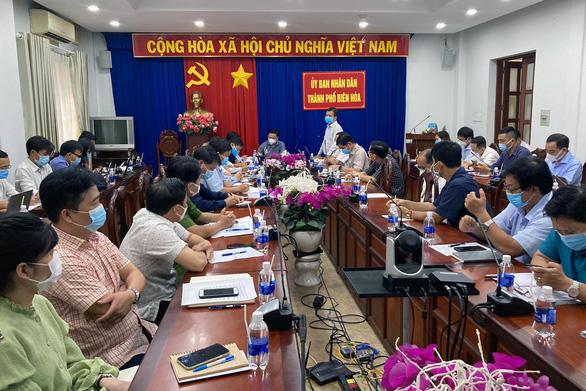 Công nhân Khu công nghiệp Amata tiếp xúc gần F0 tại TP.HCM, Biên Hòa họp khẩn - Ảnh 2.