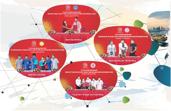 Khai trương trung tâm phân phối thuốc hiện đại tại Đà Nẵng - Ảnh 2.