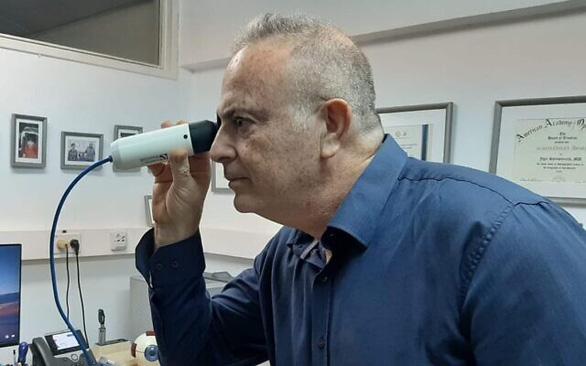 Israel phát minh phương pháp xét nghiệm máu không cần lấy mẫu - Ảnh 1.