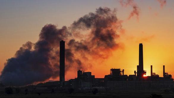 Nồng độ CO2 trong khí quyển tăng cao kỷ lục - Ảnh 1.