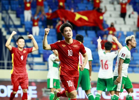 Vì sao Việt Nam thêm cơ hội ở vòng loại World Cup nhờ thắng lợi của Qatar? - Ảnh 2.